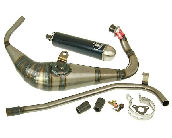 exhaust Tecnigas E-Box for Derbi GPR50 -2009, Aprilia RS50 -2010 (D50B0)