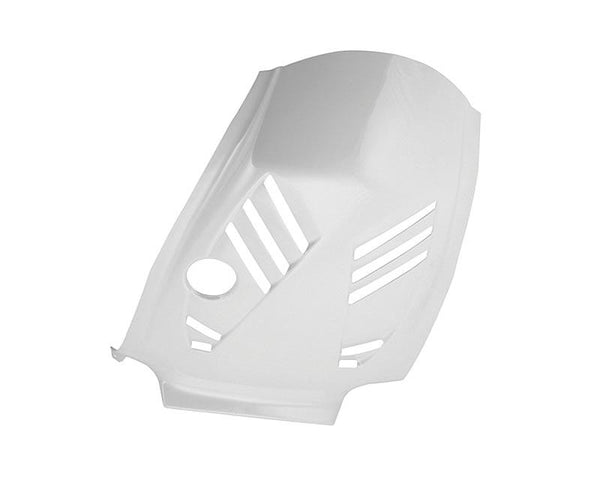 undertail bodywork / underseat tray MTKT white for CPI, Keeway, QJ