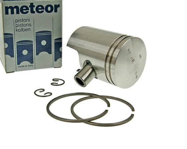 piston kit Meteor replacement for original cylinder for Piaggio 2-stroke 50cc