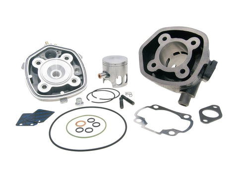 cylinder kit Polini cast iron sport 70cc for Minarelli horizontal LC