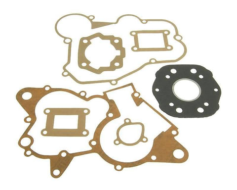 engine gasket set 50cc for Derbi EBE, EBS