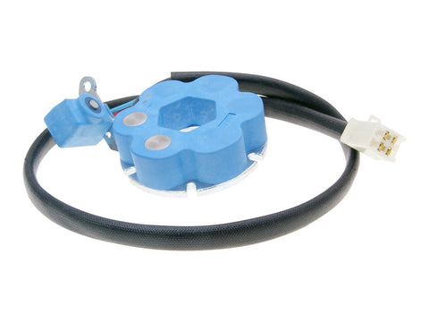 digital ignition system stator Polini for Minarelli, AM6, Piaggio LC, Derbi D50B0, EBE, EBS