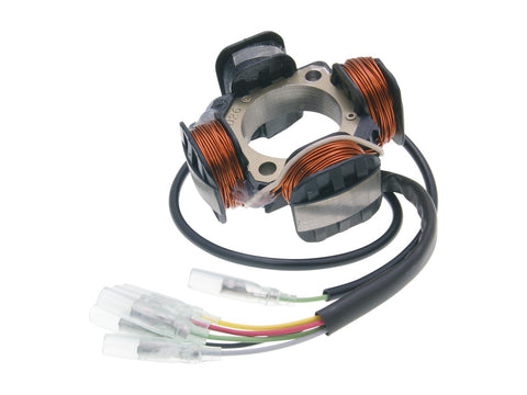 analog ignition system stator Polini for Piaggio Ape 50 (E-start)