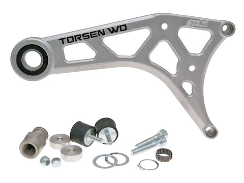 swing arm Polini Torsen WD engine brace for Piaggio Quartz, Zip 50 SP LC 96-00, Zip 50 SP LC 2001-