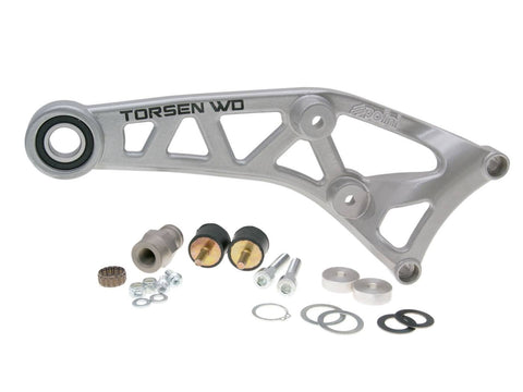swing arm Polini Torsen WD engine brace for Minarelli vertical with crankcase 3VLE51500000