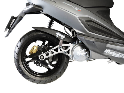 swing arm Polini Torsen WD engine brace for Malaguti F12 Phantom, F15 Firefox