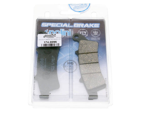 brake pads Polini organic for Aprilia Atlantic, Kymco People GT