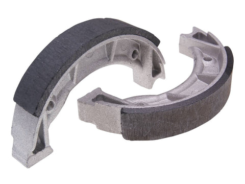 brake shoe set Polini 115x20mm for drum brake for Aprilia Red Rose, Malaguti Fifty
