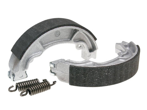 brake shoe set Polini 130x25mm w/ springs for drum brake for Honda NES, SES, PCX, SH