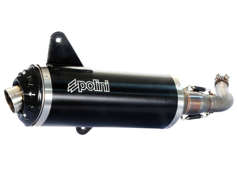 exhaust Polini for Vespa GTS / GTV 125-300