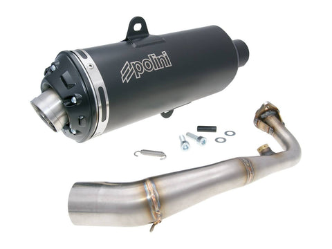 exhaust Polini for Kymco Downtown 125i