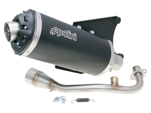 exhaust Polini for Vespa Primavera 125, 150 iGet, Sprint 125, 150 iGet