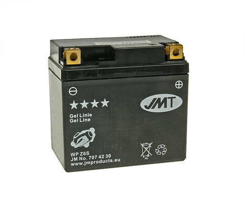 battery JMT Gel Line JMTZ6S