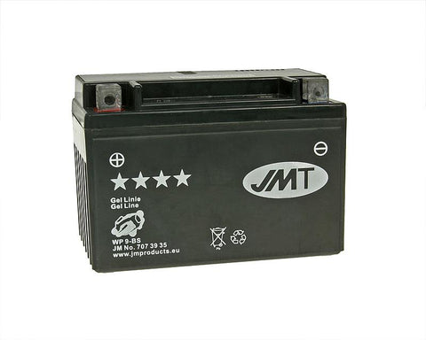 battery JMT Gel Line JMTX9-BS