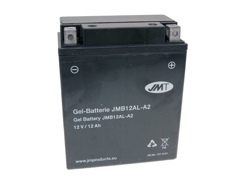 battery JMT Gel Line JMB12AL-A2