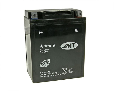 battery JMT Gel Line JMB14L-A2 / 12N14-3A