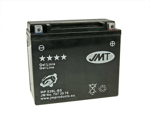 battery JMT Gel Line JMTX20L-BS