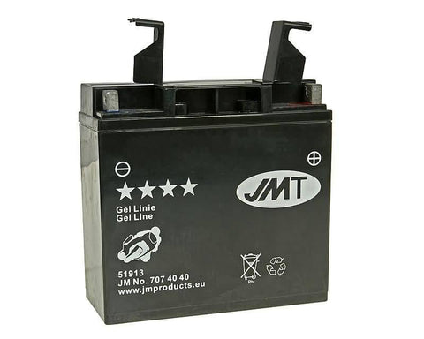 battery JMT Gel Line 51913