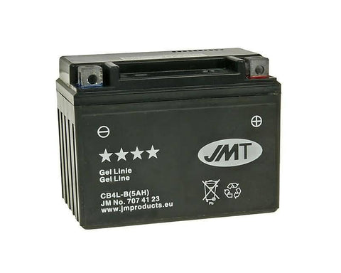 battery JMT Gel Line High Power 5Ah JMB4L-B