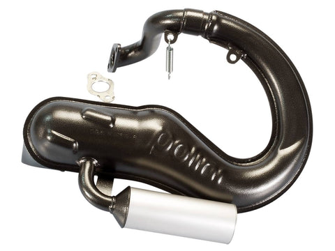 exhaust Polini sport w/ aluminum silencer for Vespa ETS, PK, XL 125