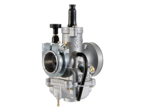 carburetor Polini CP 17.5mm w/ clamp fixation 24mm and choke button