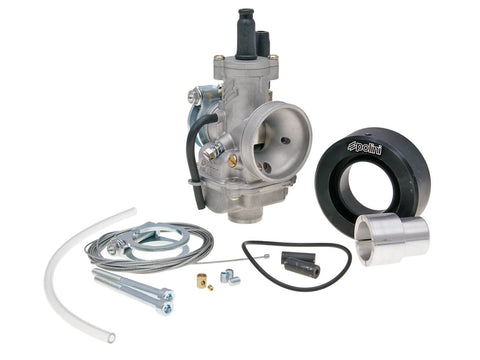 carburetor Polini CP 19mm for Piaggio Ape 50