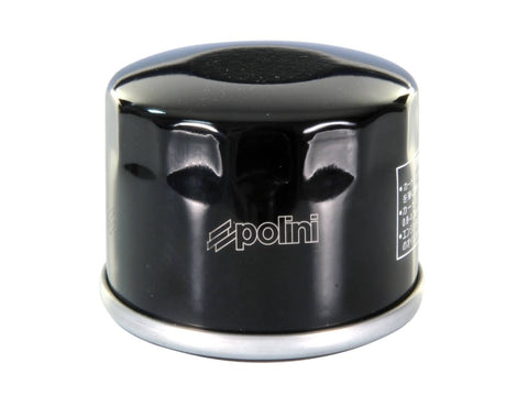 oil filter Polini for Honda Forza 250, 300ie, SH 300, Silver Wing 400, 600
