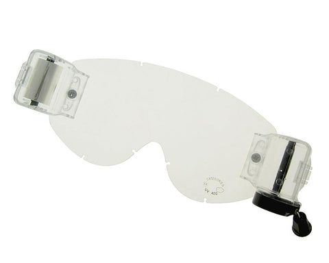 replacement lens MX goggle S-Line with roll-off system