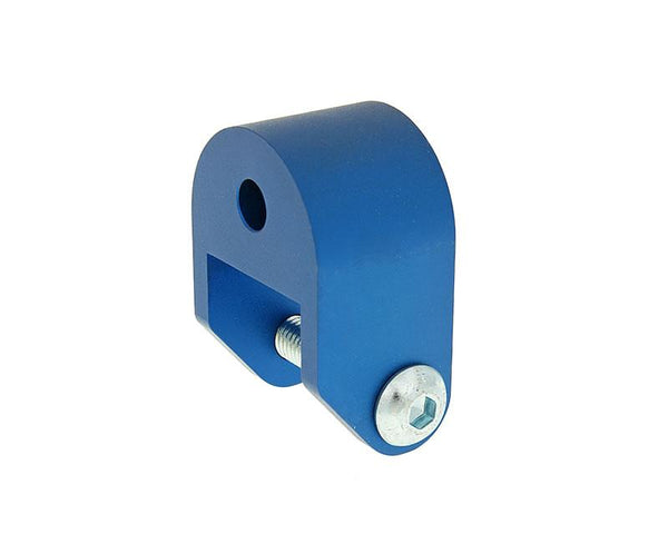 raising kit CNC 40mm blue for Piaggio