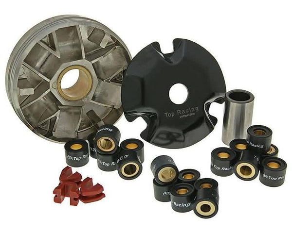 variator kit Top Racing SV1 speed for Kymco, SYM horiz., 139QMB/QMA