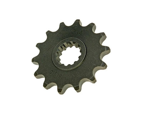 front sprocket 420 - 14 teeth for Minarelli AM