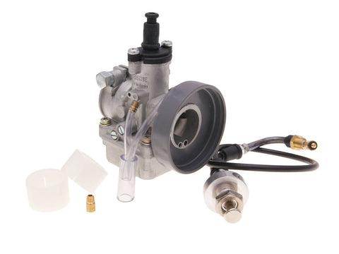 carburetor Arreche 19mm with clamp fixation 24mm and wire choke