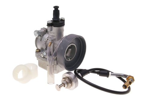carburetor Arreche 21mm with clamp fixation 24mm and wire choke