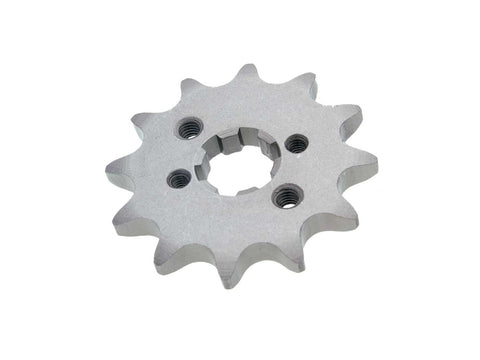 front sprocket 420 - 12 teeth for Derbi Senda GPR, Aprilia RS RX SX, Gilera RCR, SMT (D50B0)
