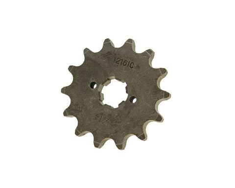 front sprocket 420 - 14 teeth for Derbi Senda GPR, Aprilia RS RX SX, Gilera RCR, SMT (D50B0)