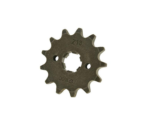 front sprocket 420 - 13 teeth for Derbi EBE, EBS