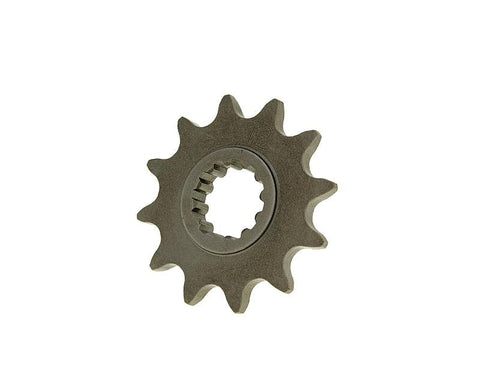 front sprocket 12 tooth 415 for Minarelli AM (95-05) 17mm pinion shaft