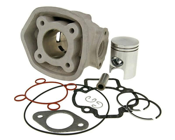 cylinder kit aluminum 50cc for Piaggio LC (07/97-)
