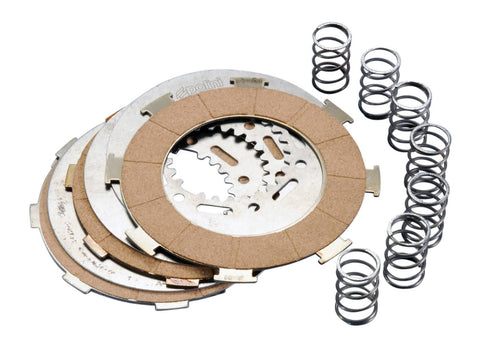 clutch disk set cork Polini for Vespa 125 T5, 200 PE-PX