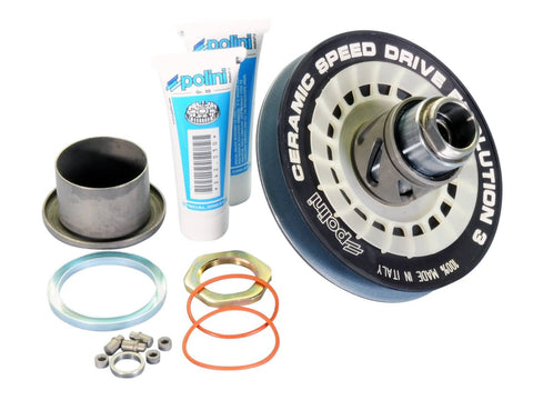 torque converter kit Polini Ceramic Speed ??Drive Evolution 3, 128mm for Minarelli