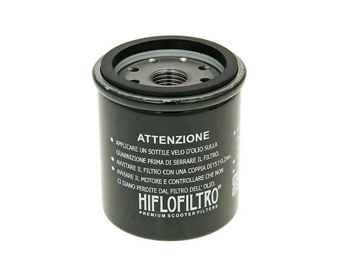 oil filter for Maxi-Scooter with 4-stroke Piaggio Engine