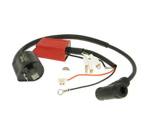 CDI unit with ignition coil Top Performances digital for Piaggio Gilera