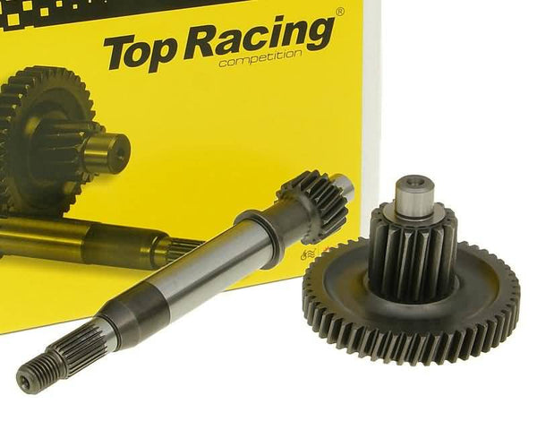 primary transmission gear up kit Top Racing +8% 17/51 for Kymco, China 50 4-stroke