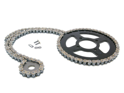 chain kit Regina 14/48 tooth for Hyosung GA 125 Cruise I Custom