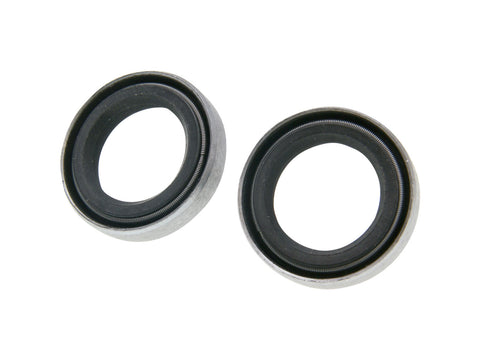 oil seal kit crankshaft Polini 15x22x5mm for MBK (Motobecane) 51