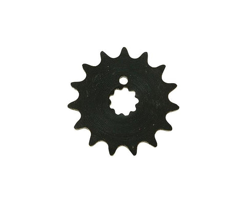 front sprocket 15 teeth for Puch Maxi