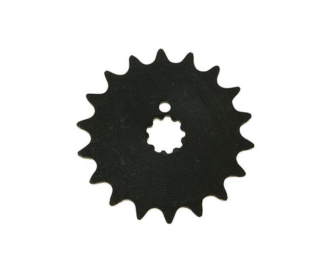 front sprocket 18 teeth for Puch Maxi