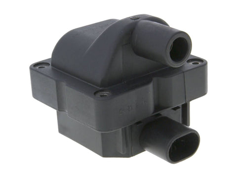 CDI unit w/ ignition coil for Piaggio, Vespa, Aprilia, Peugeot, Derbi, Gilera 50-500cc 4T