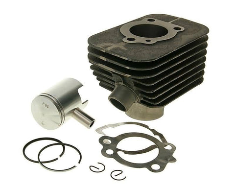 cylinder kit 50cc 12mm piston pin for Piaggio Boss, Bravo, Ciao, Grillo, Si