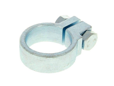 exhaust clamp cast iron 30mm for Kreidler moped